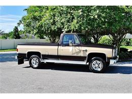 Picture of 1986 Chevrolet C/K 20 located in Florida - LUL6
