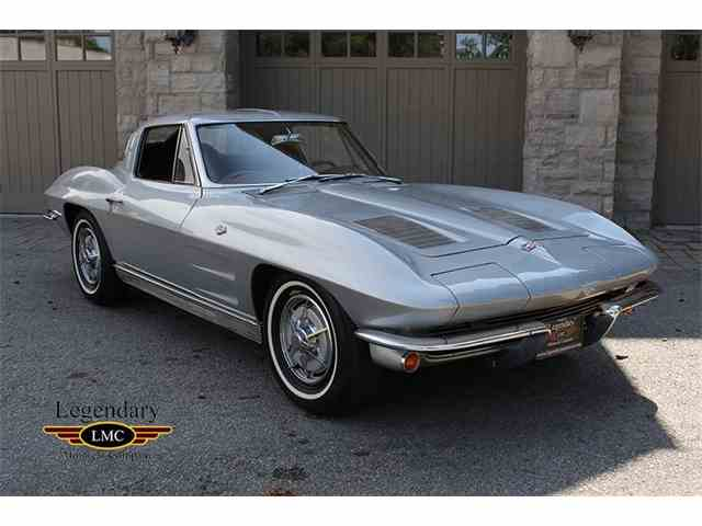 Picture of Classic 1963 Chevrolet Corvette located in Halton Hills Ontario Offered by  - LUL7