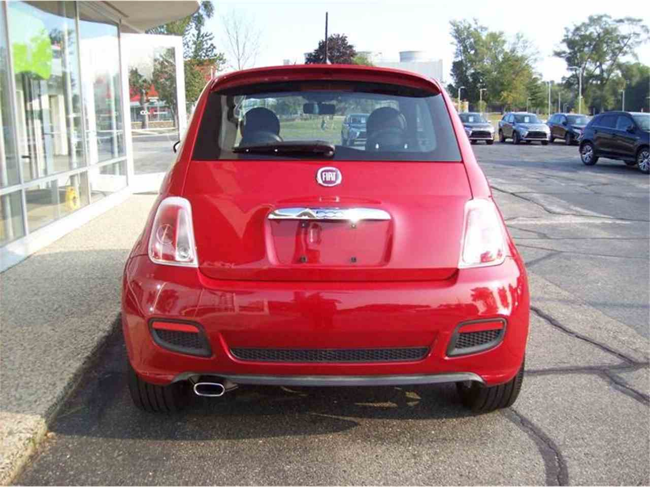 Large Picture of '13 Fiat 500L located in Michigan - LULC