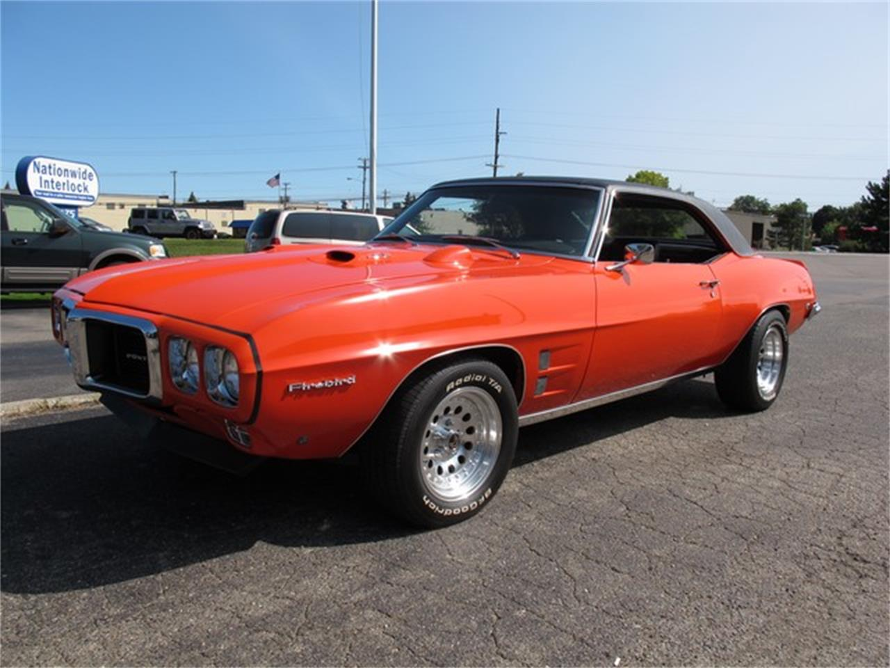Large Picture of Classic '69 Firebird located in Troy Michigan - $35,500.00 - LULI