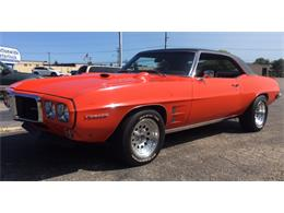 Picture of Classic '69 Pontiac Firebird - $35,500.00 Offered by Classic Auto Showplace - LULI