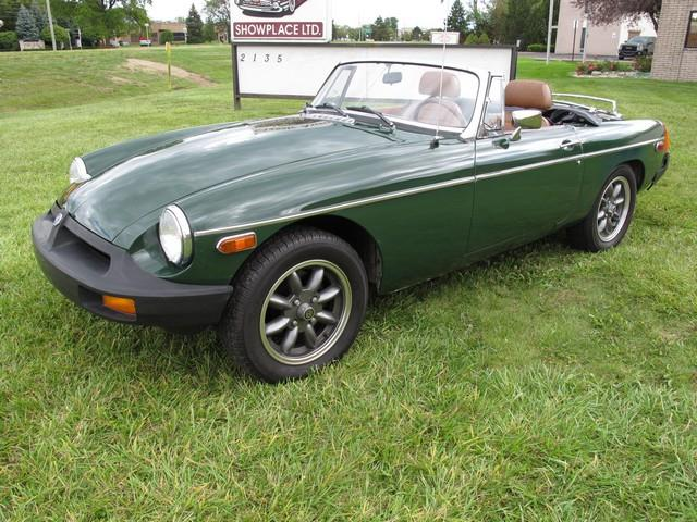 Picture of '77 MGB located in Michigan - $11,500.00 - LULJ