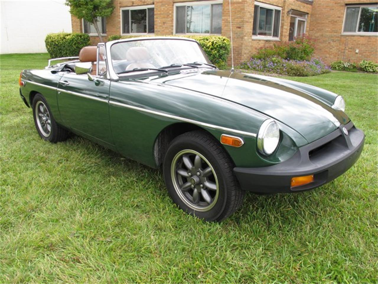 Large Picture of '77 MGB - LULJ
