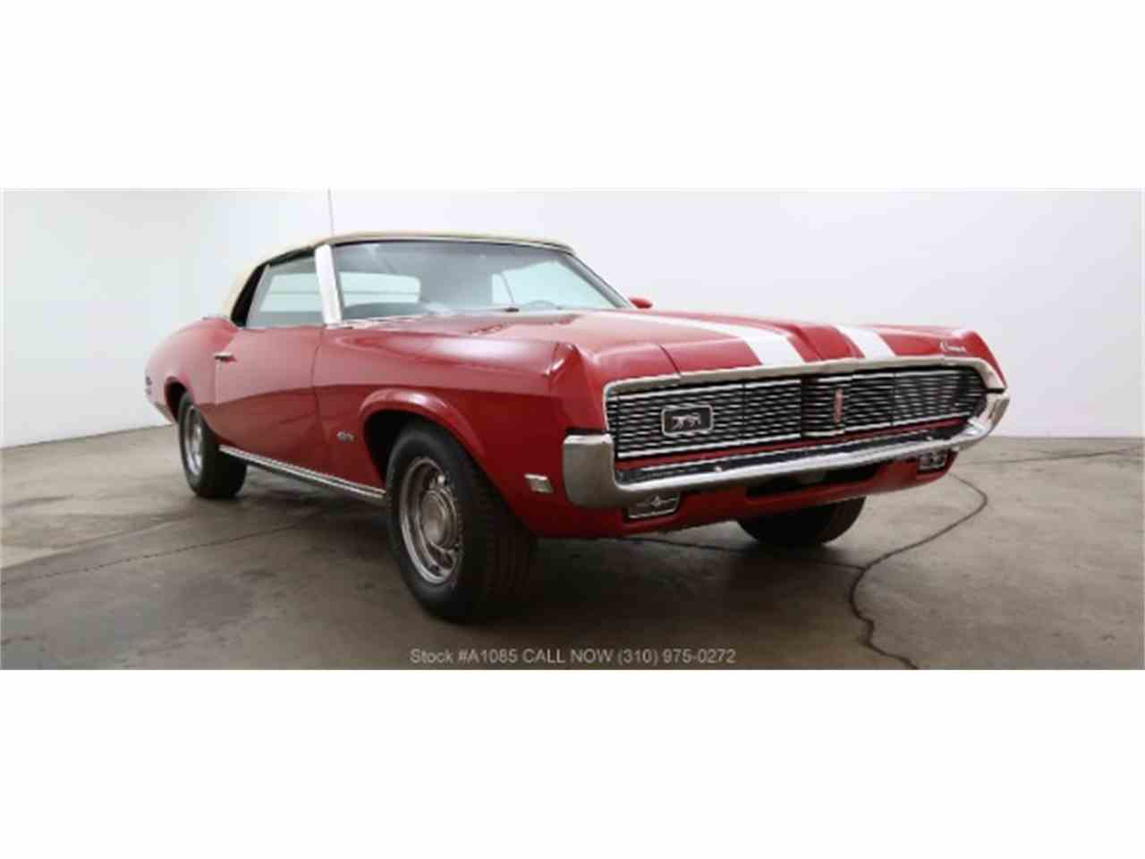 Large Picture of '69 Cougar XR7 - LULN