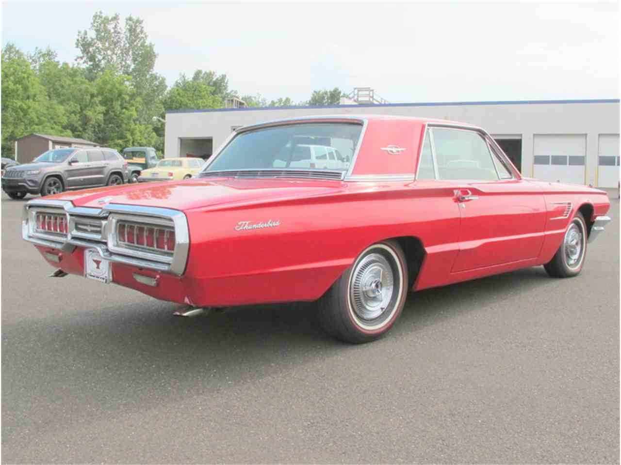 Large Picture of Classic 1965 Ford Thunderbird Offered by Old Forge Motorcars - LULR