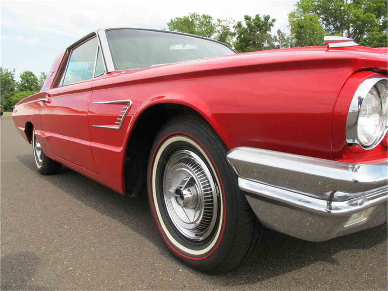 Large Picture of Classic '65 Thunderbird located in Pennsylvania - LULR
