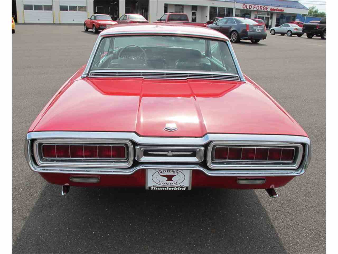 Large Picture of Classic '65 Ford Thunderbird Offered by Old Forge Motorcars - LULR