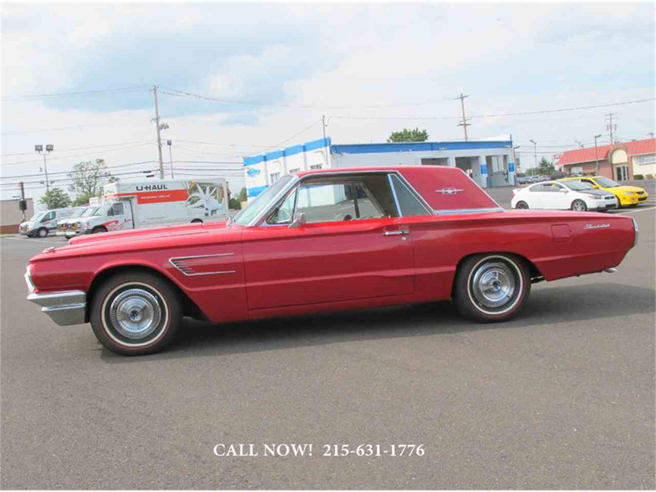 Large Picture of '65 Ford Thunderbird located in Lansdale Pennsylvania Offered by Old Forge Motorcars - LULR
