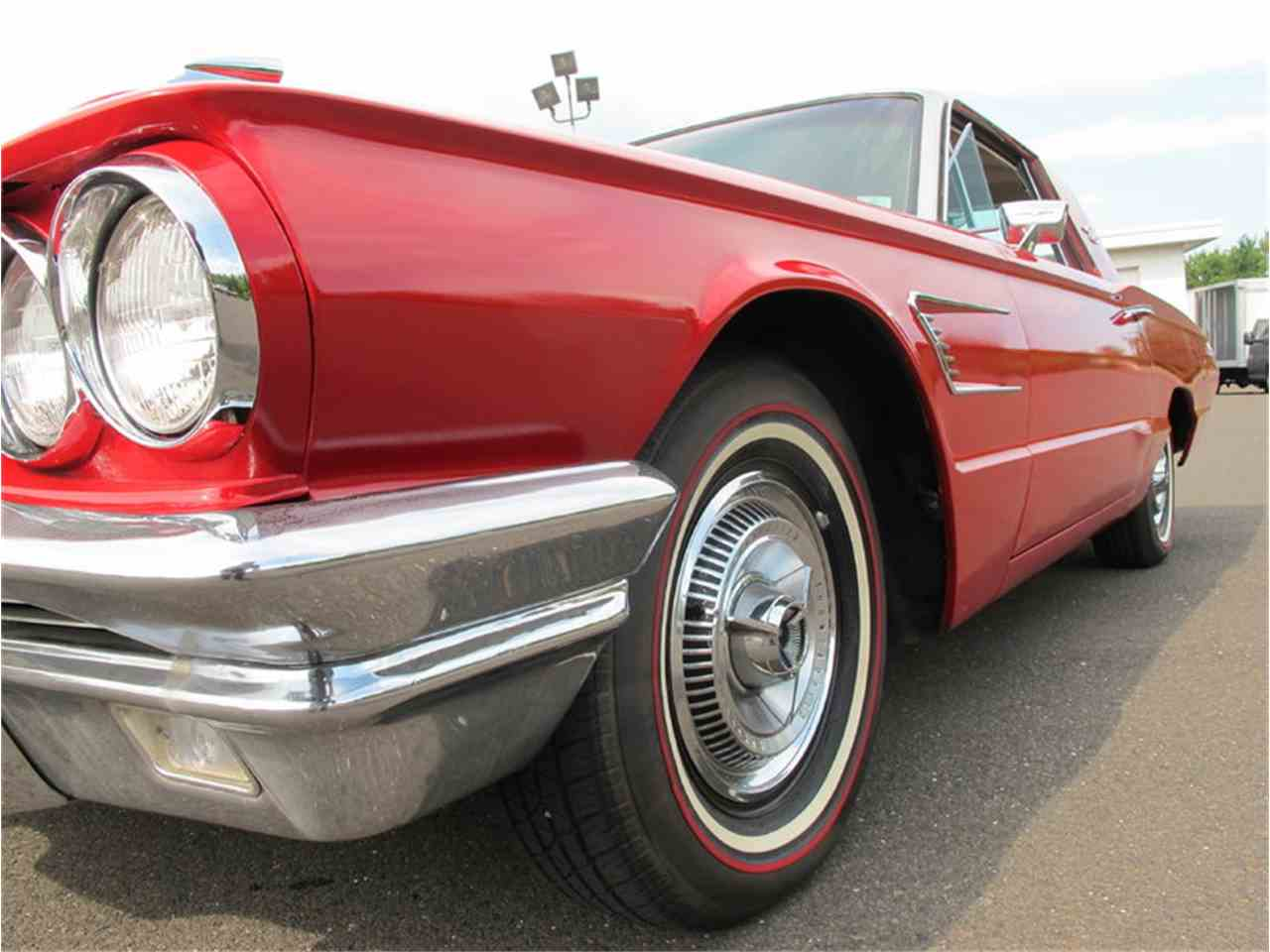 Large Picture of Classic '65 Thunderbird located in Pennsylvania Offered by Old Forge Motorcars - LULR