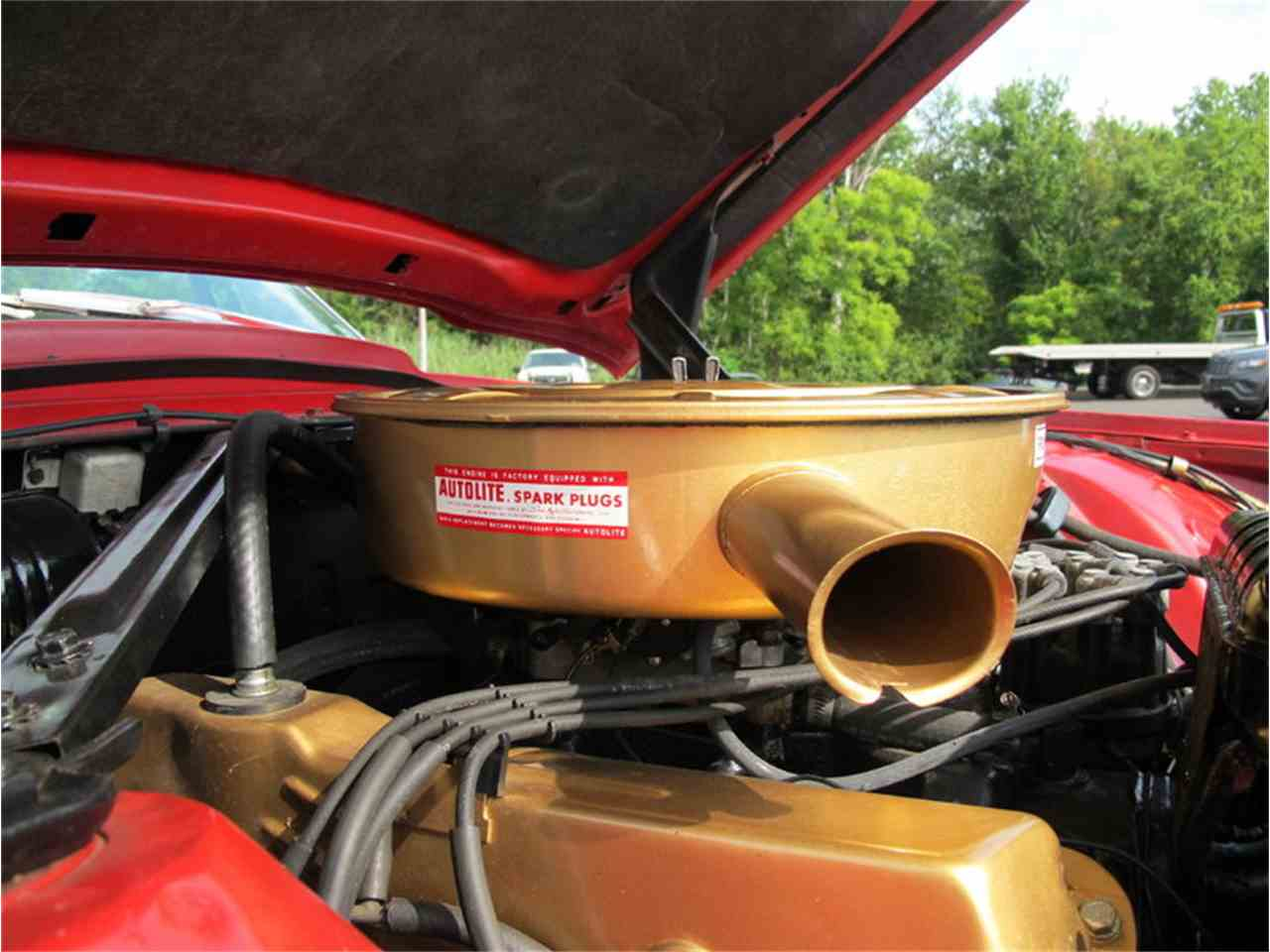 Large Picture of Classic 1965 Ford Thunderbird located in Pennsylvania Offered by Old Forge Motorcars - LULR