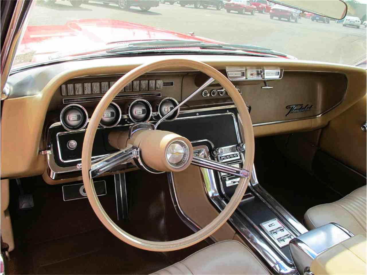 Large Picture of 1965 Thunderbird located in Lansdale Pennsylvania - LULR