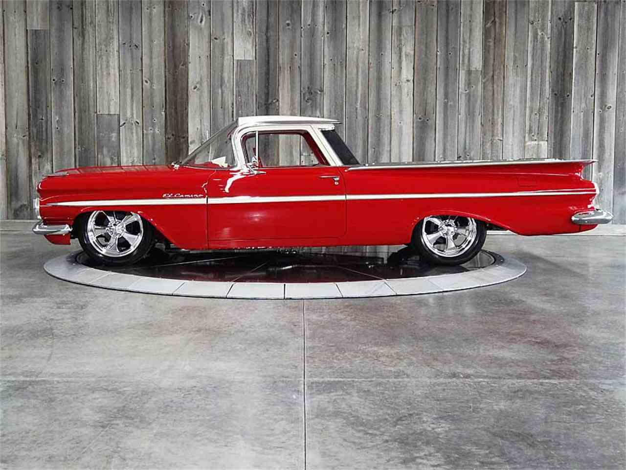 Large Picture of '59 El Camino - LULZ