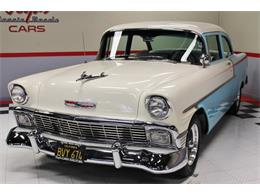 Picture of Classic 1956 Chevrolet Bel Air located in Henderson Nevada Offered by Vegas Classic Muscle Cars - LUM2