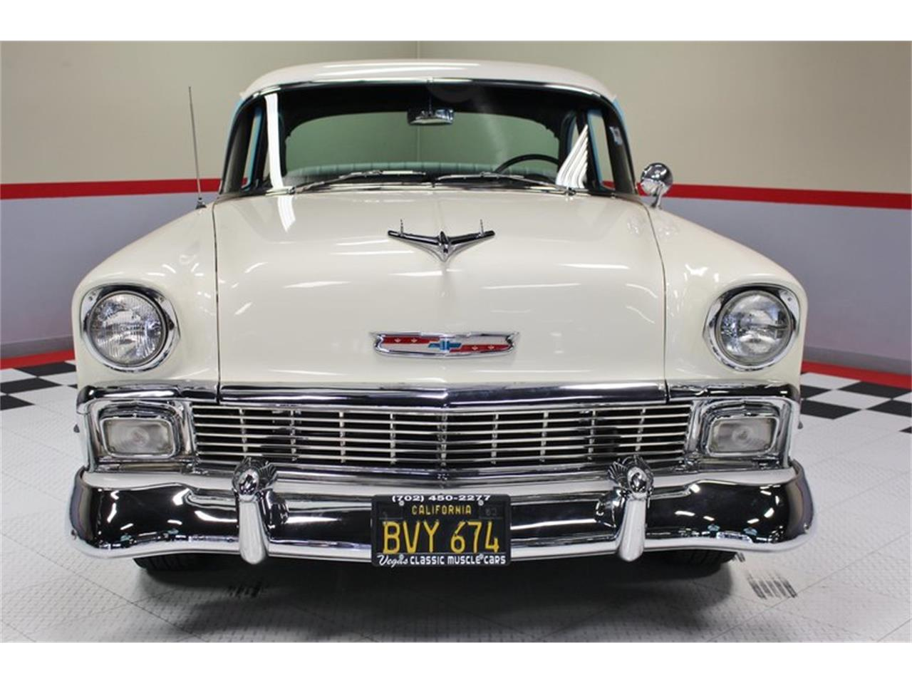 Large Picture of 1956 Bel Air located in Henderson Nevada - $39,995.00 Offered by Vegas Classic Muscle Cars - LUM2