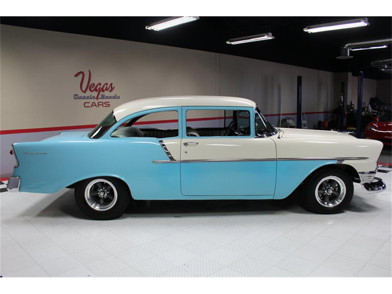 Large Picture of 1956 Bel Air located in Nevada - $39,995.00 Offered by Vegas Classic Muscle Cars - LUM2