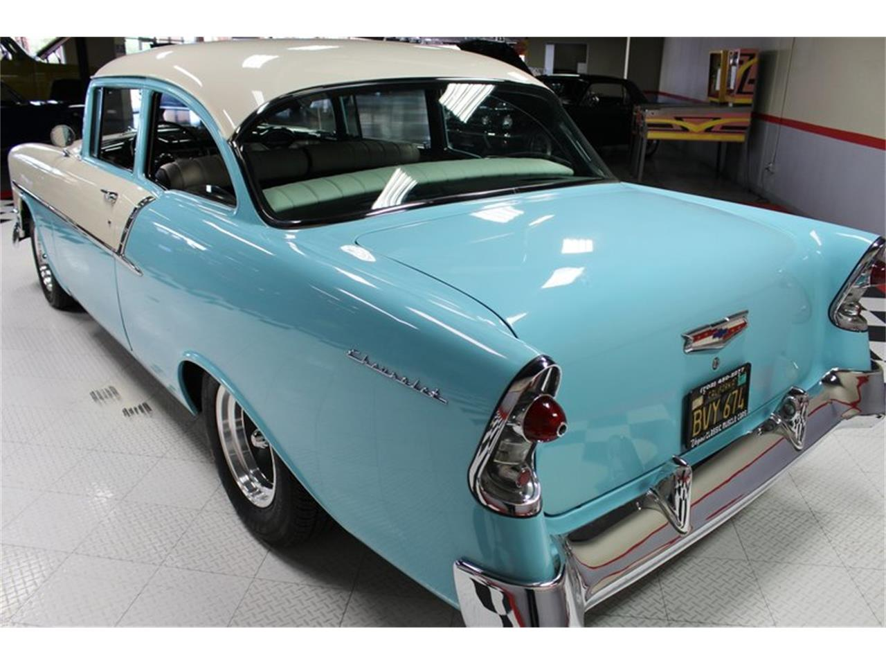 Large Picture of Classic 1956 Chevrolet Bel Air located in Nevada - $39,995.00 Offered by Vegas Classic Muscle Cars - LUM2