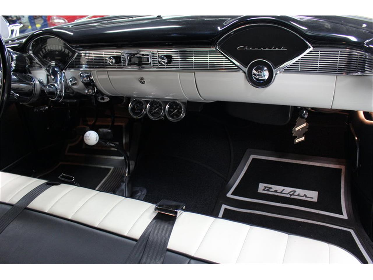 Large Picture of Classic 1956 Chevrolet Bel Air Offered by Vegas Classic Muscle Cars - LUM2