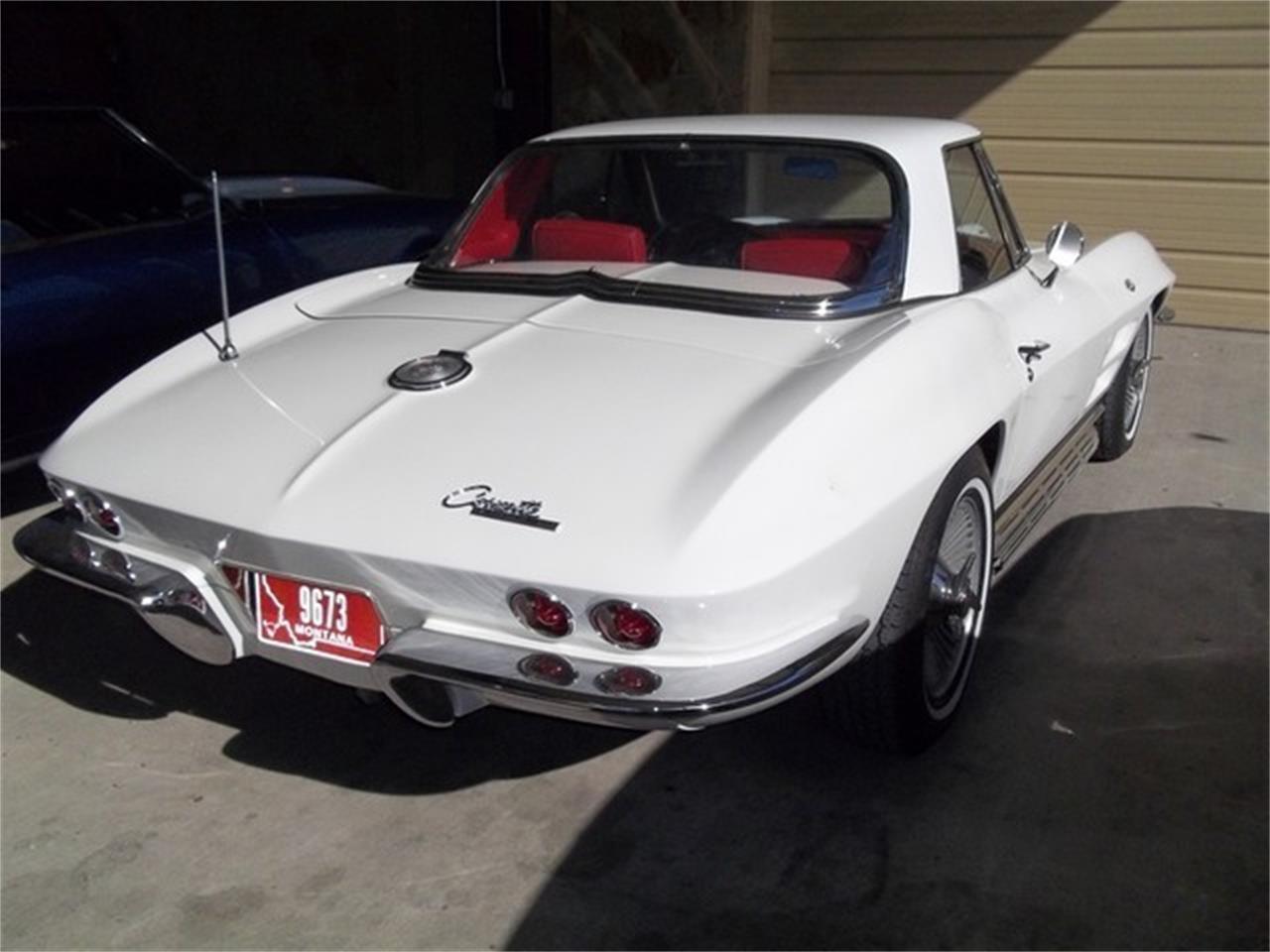 Large Picture of '64 Corvette - LUM3