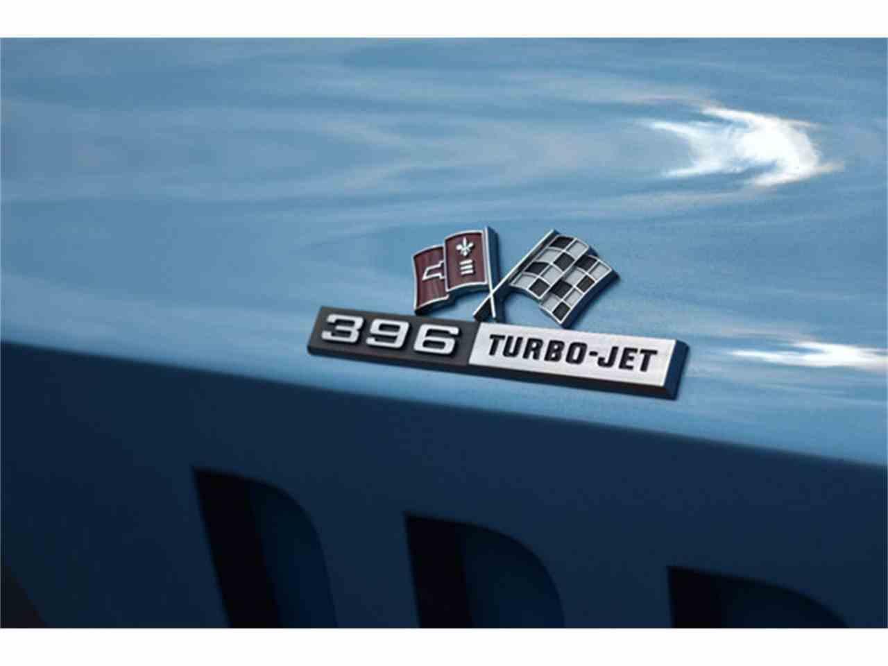 Large Picture of '65 Corvette 396 Big Block - LUM7