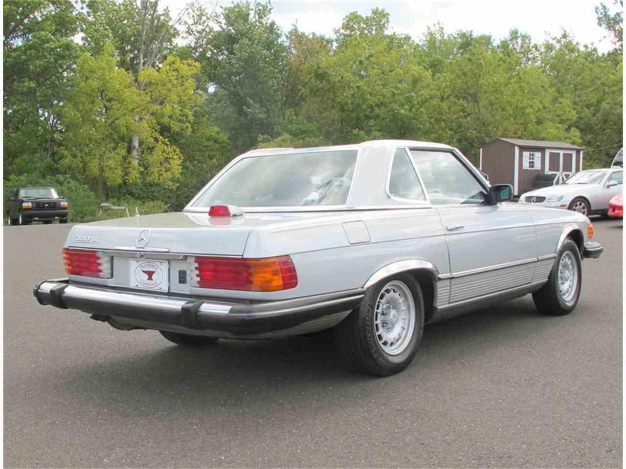 Large Picture of '82 380SL - LUM8