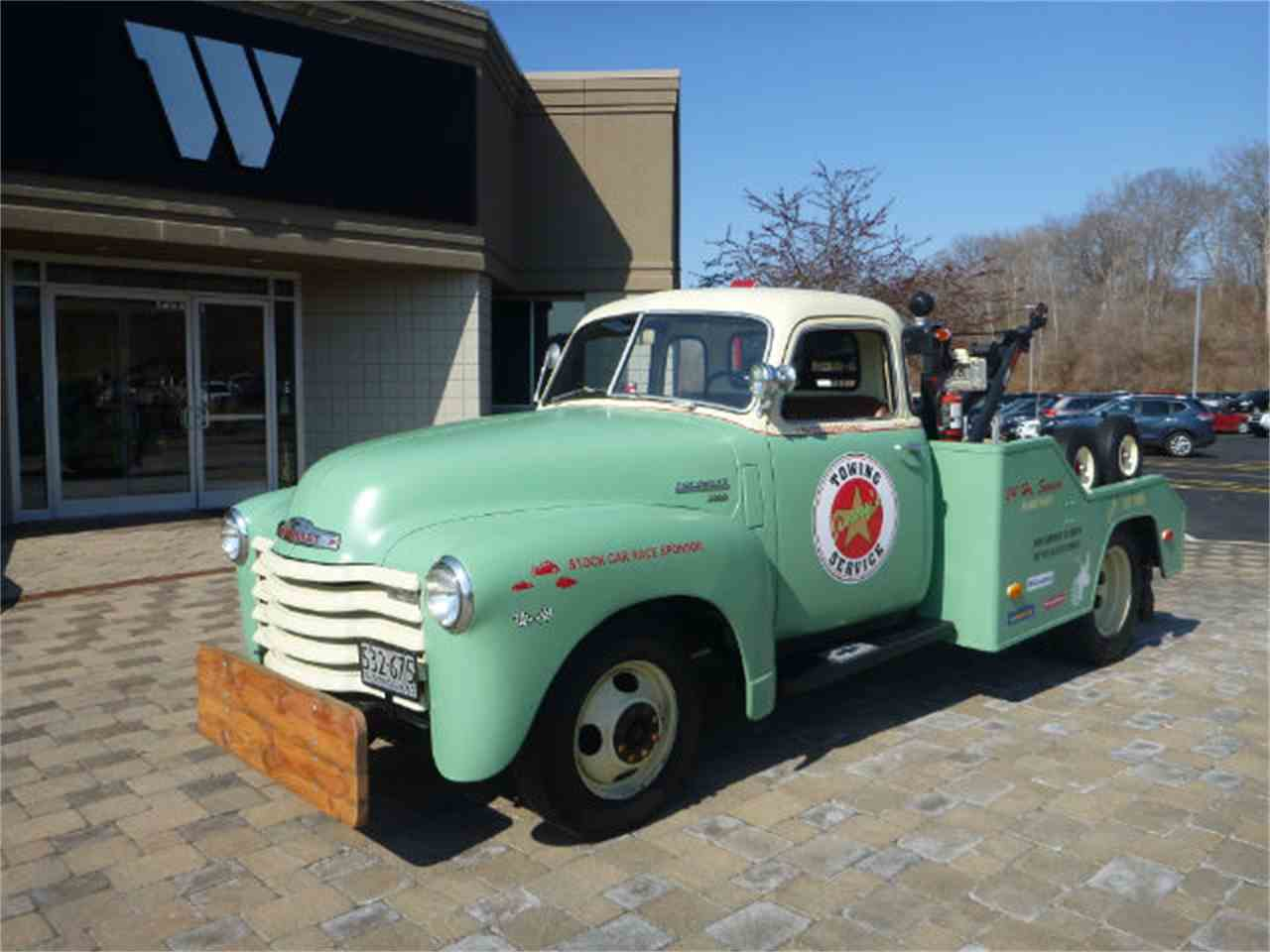 Large Picture of '49 Tow Truck - LUMJ