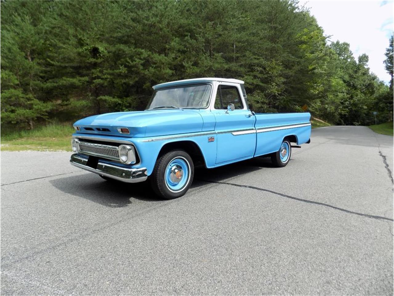 Large Picture of '66 Pickup - LUMK
