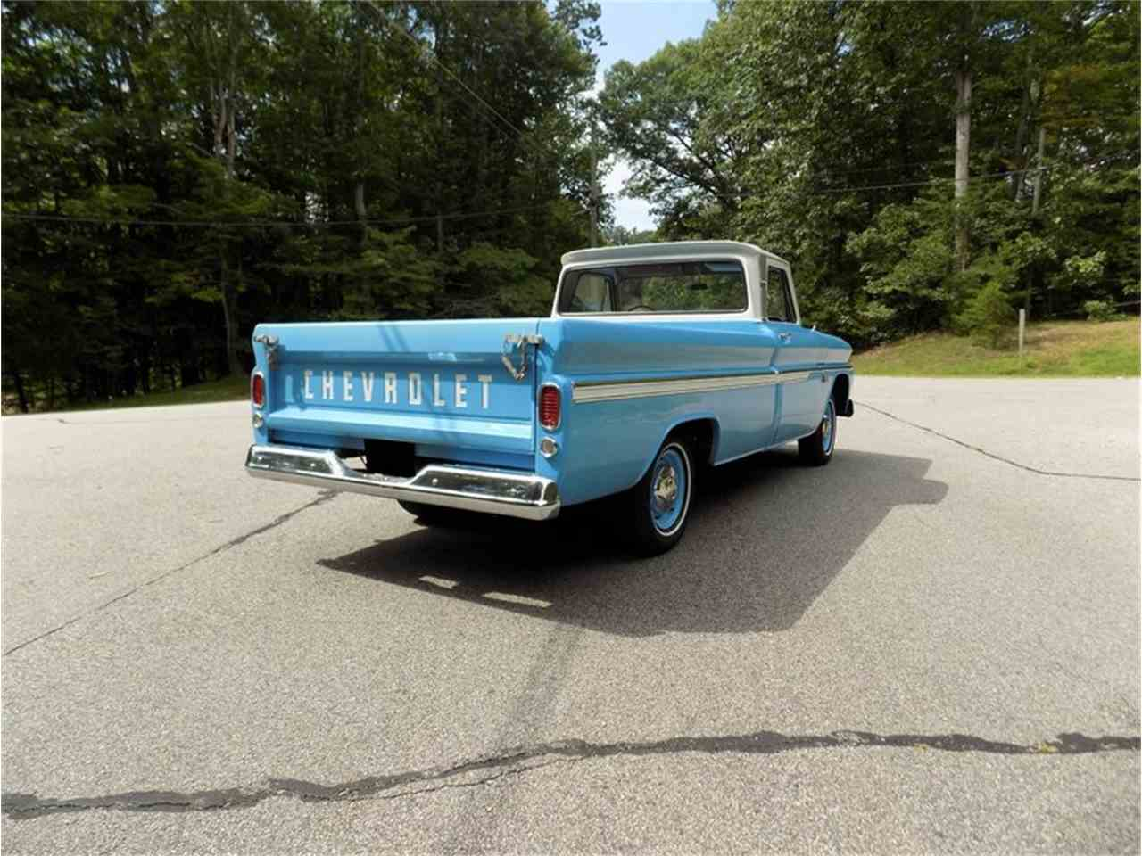 Large Picture of 1966 Pickup Auction Vehicle Offered by GAA Classic Cars Auctions - LUMK