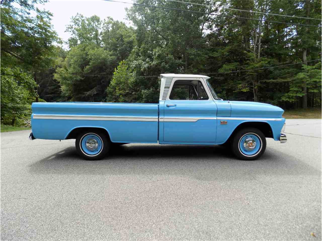 Large Picture of '66 Chevrolet Pickup Auction Vehicle Offered by GAA Classic Cars Auctions - LUMK