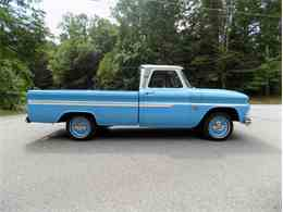 Picture of Classic 1966 Chevrolet Pickup Auction Vehicle Offered by GAA Classic Cars Auctions - LUMK