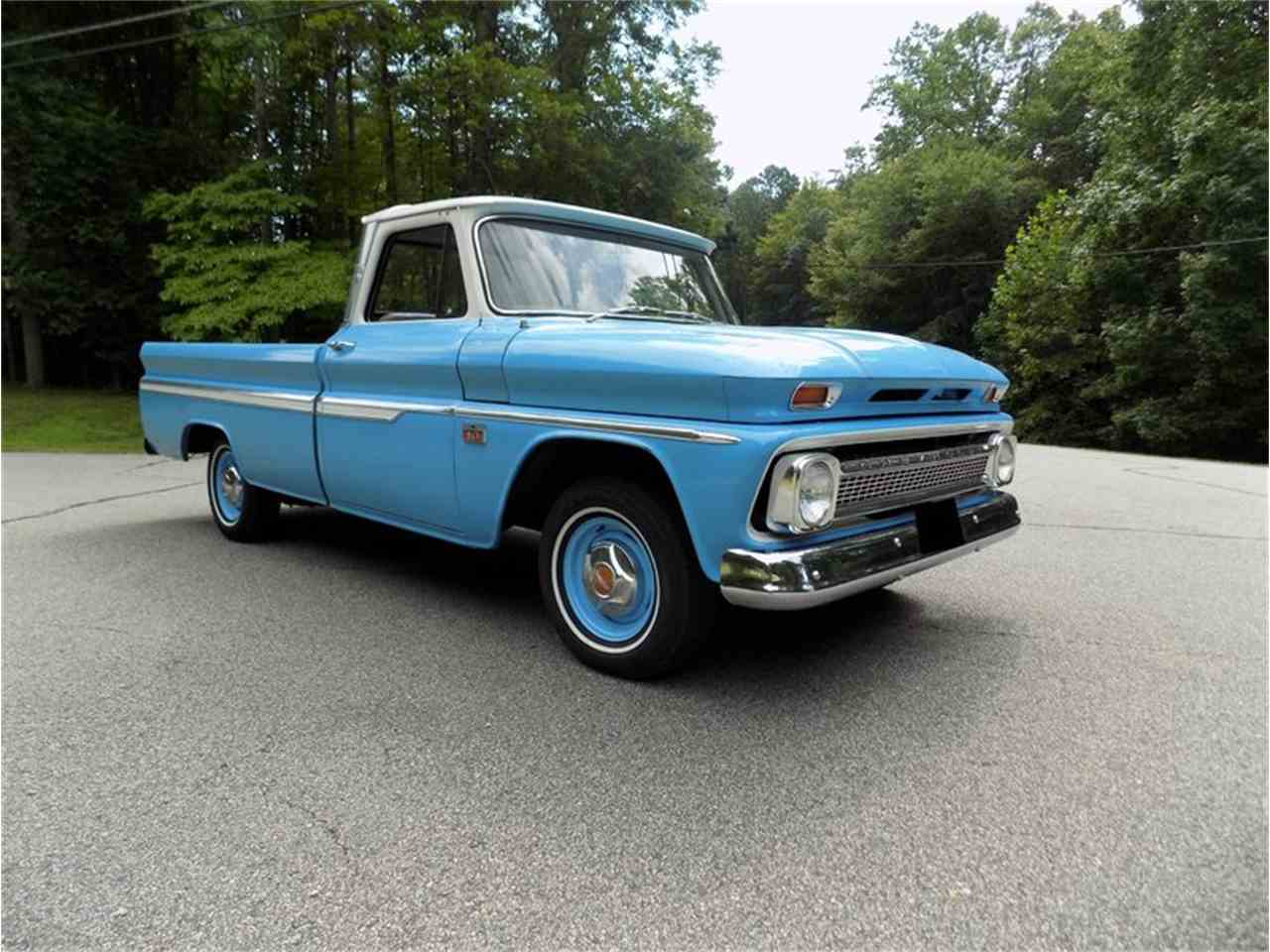 Large Picture of Classic 1966 Pickup located in North Carolina Auction Vehicle - LUMK