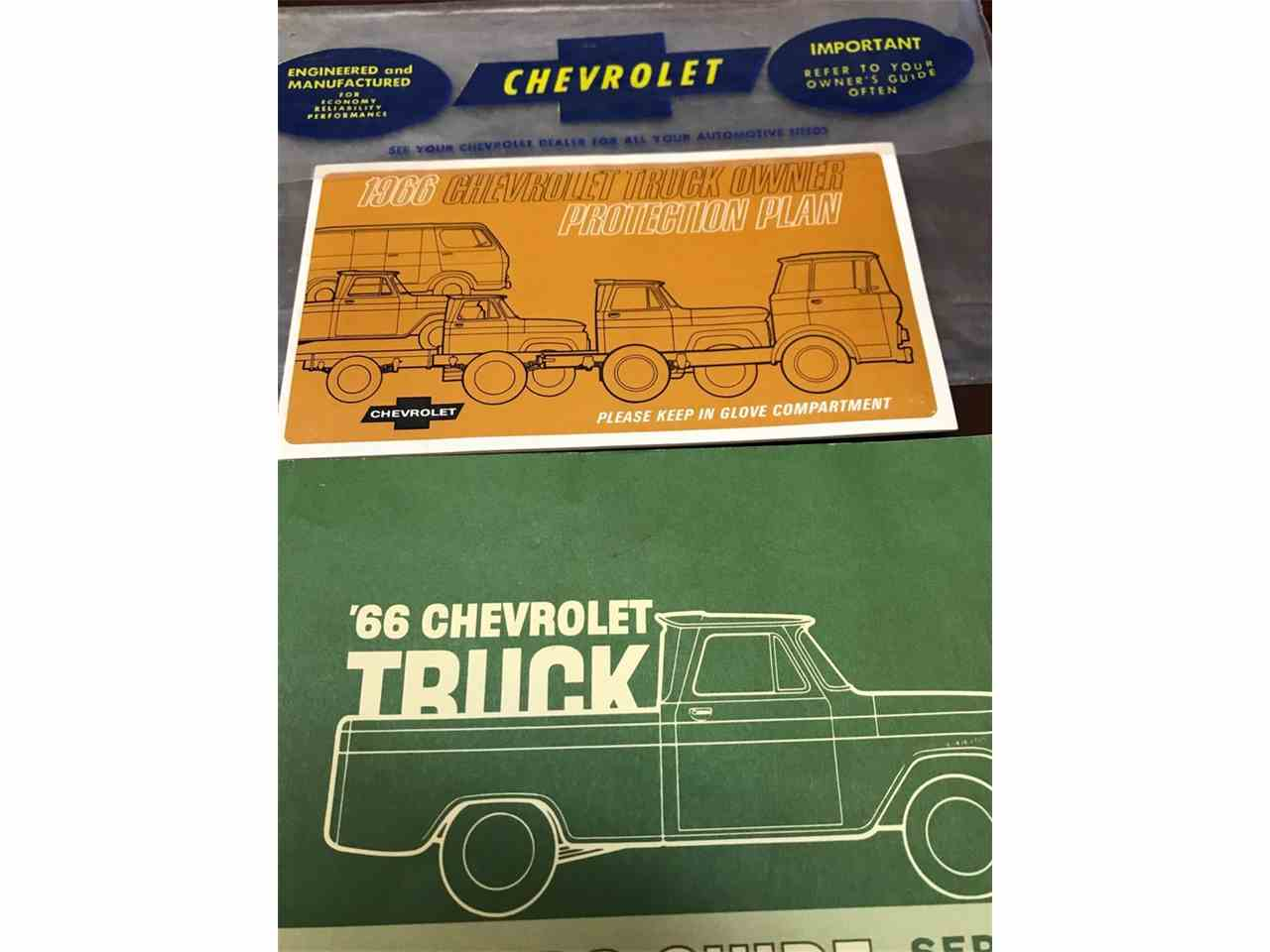 Large Picture of Classic 1966 Chevrolet Pickup located in Greensboro North Carolina Auction Vehicle Offered by GAA Classic Cars Auctions - LUMK