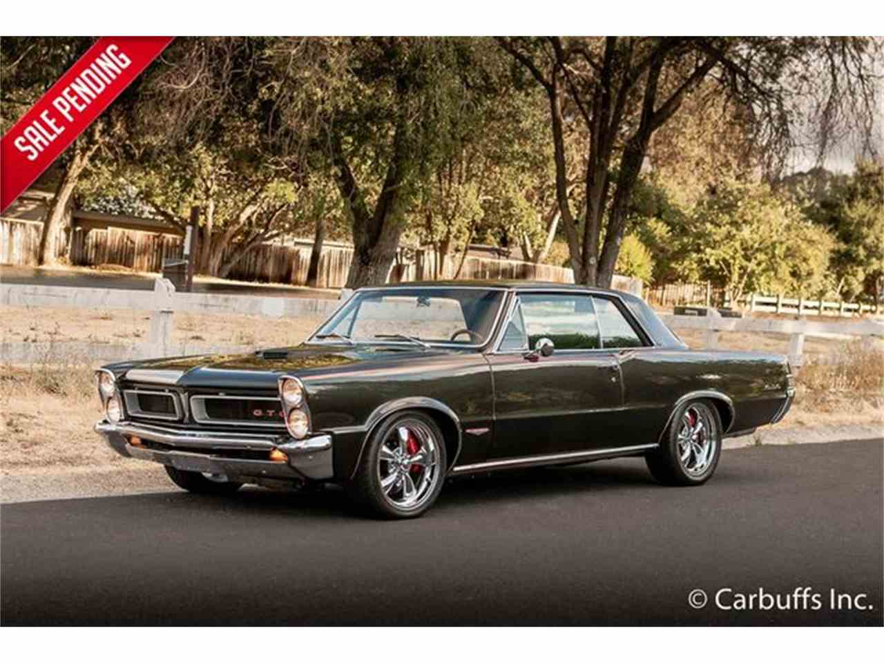 Large Picture of 1965 GTO Offered by Carbuffs - LUMM