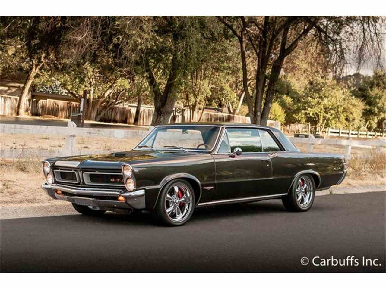 Large Picture of Classic '65 GTO located in Concord California - $67,950.00 Offered by Carbuffs - LUMM