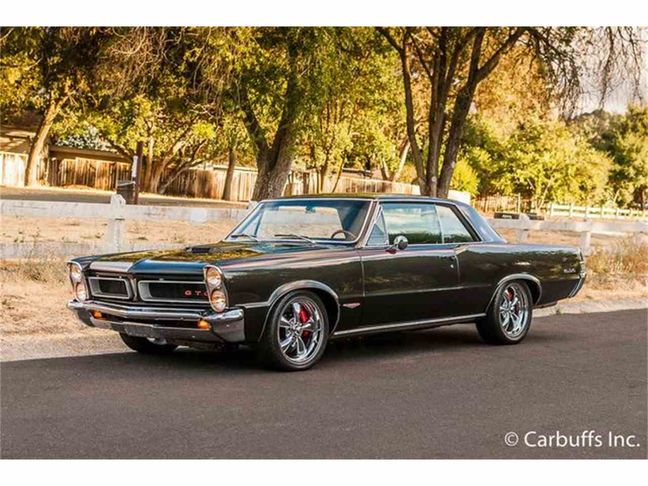 Large Picture of '65 Pontiac GTO located in California - $67,950.00 - LUMM