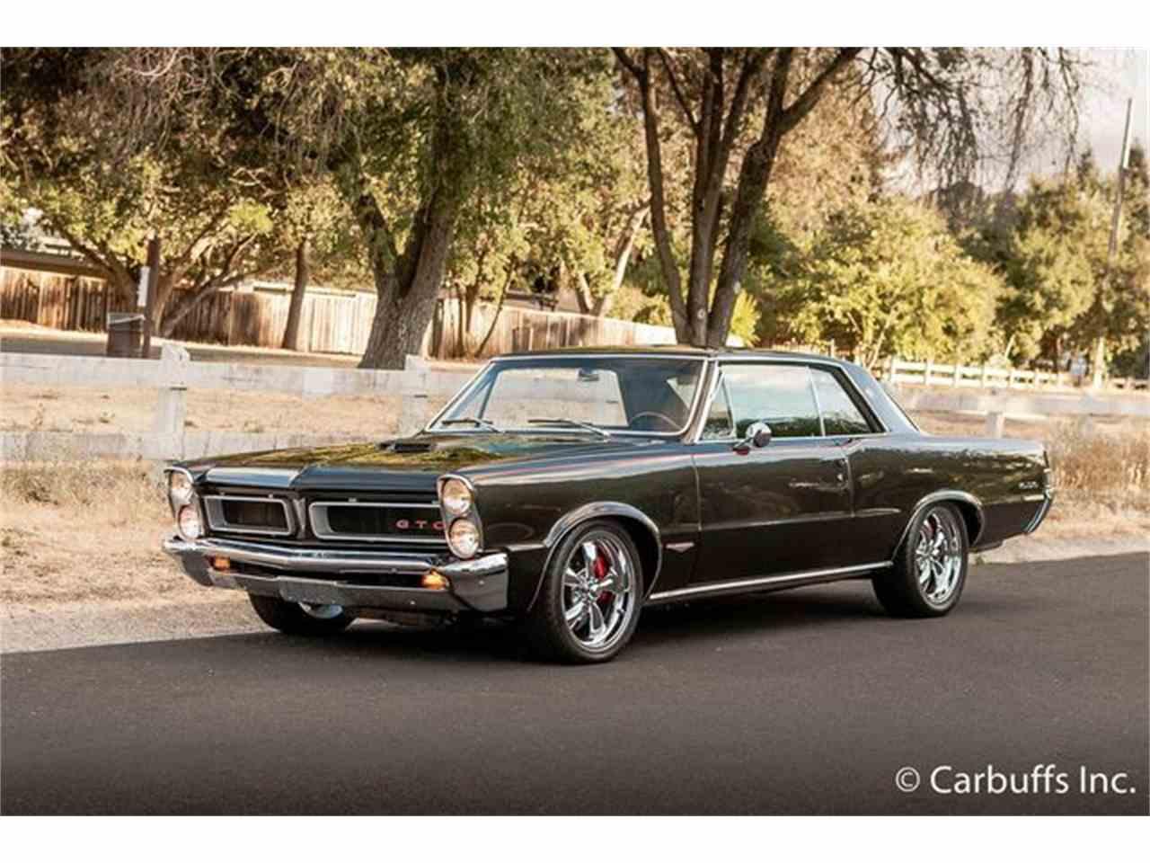 Large Picture of 1965 Pontiac GTO located in California - LUMM