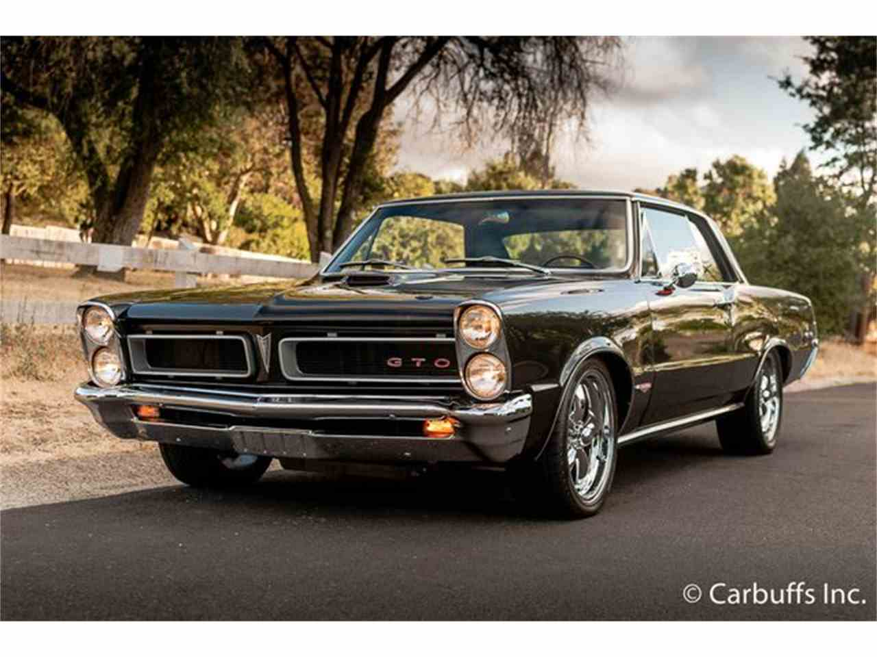 Large Picture of Classic '65 GTO - $67,950.00 Offered by Carbuffs - LUMM