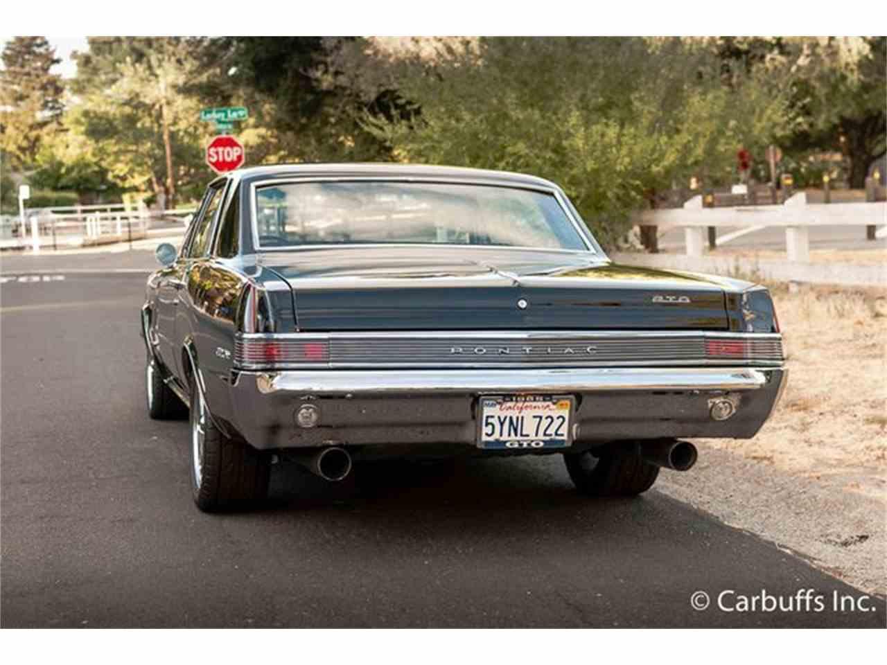 Large Picture of Classic '65 Pontiac GTO located in Concord California - LUMM