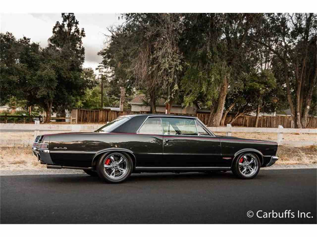Large Picture of Classic 1965 Pontiac GTO located in California - $67,950.00 Offered by Carbuffs - LUMM