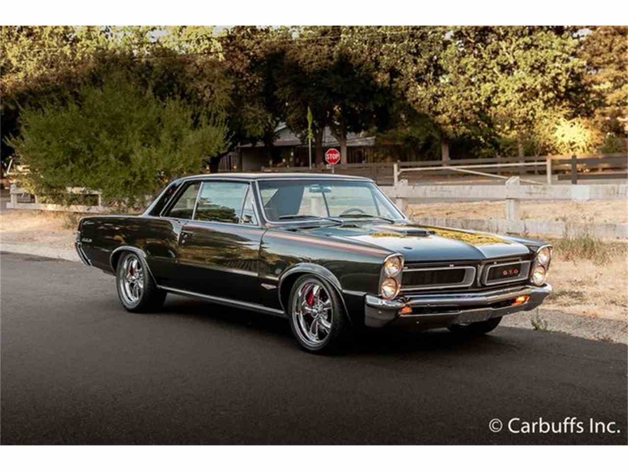 Large Picture of '65 GTO Offered by Carbuffs - LUMM