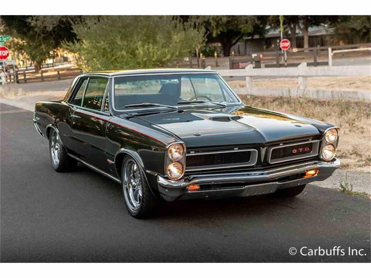 Large Picture of Classic '65 GTO located in California - LUMM