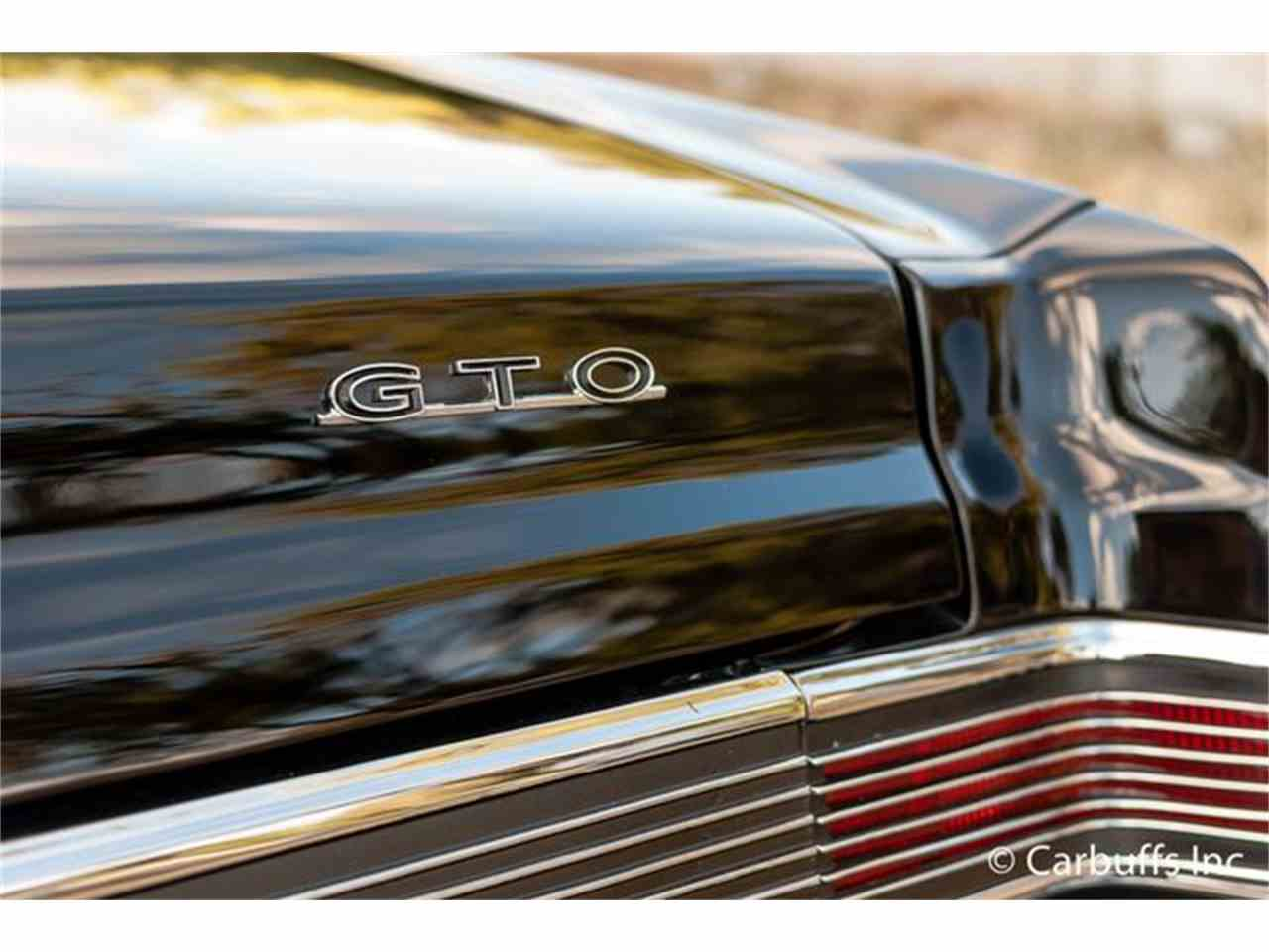 Large Picture of 1965 Pontiac GTO located in California Offered by Carbuffs - LUMM