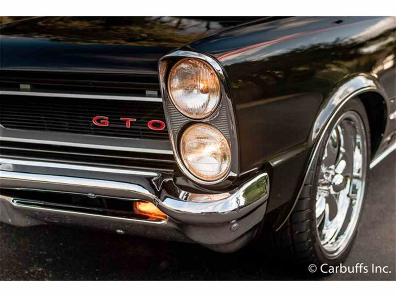 Large Picture of '65 Pontiac GTO located in Concord California - $67,950.00 Offered by Carbuffs - LUMM
