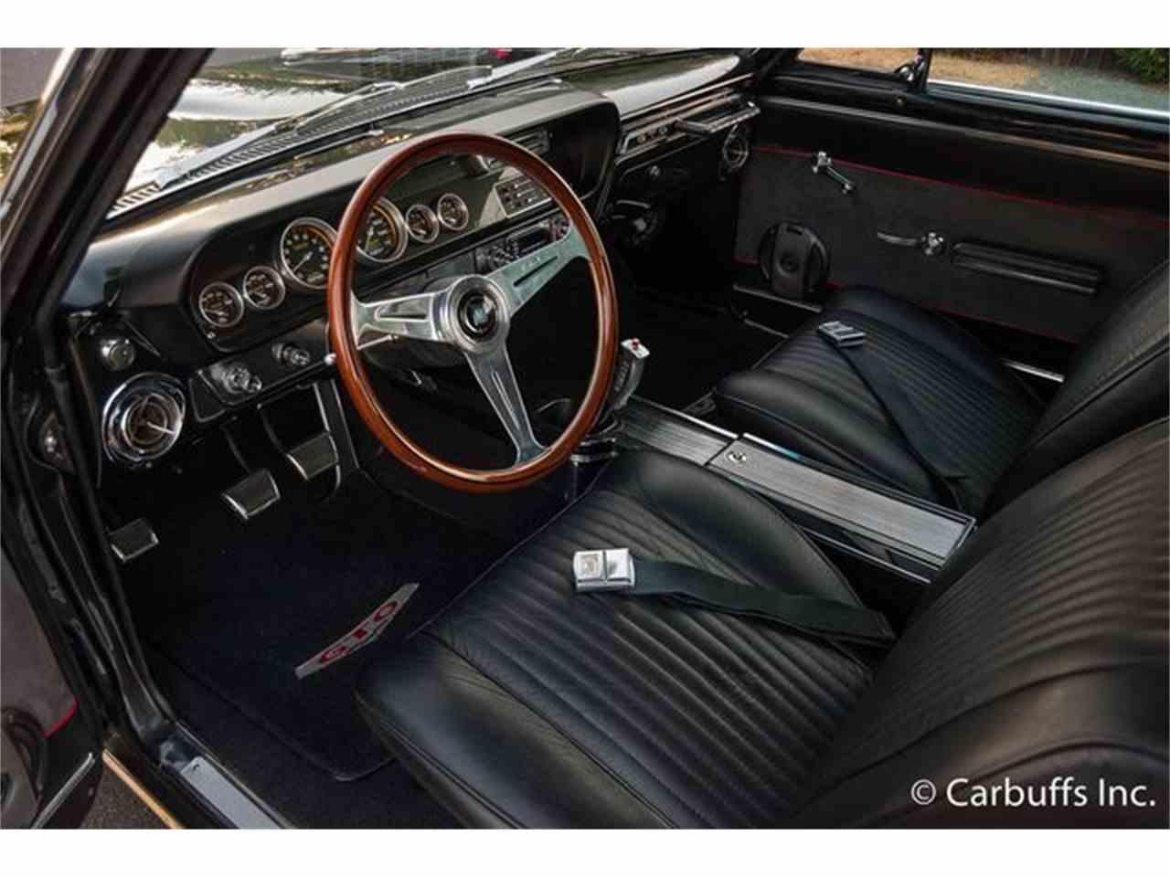 Large Picture of Classic 1965 GTO located in California - $67,950.00 - LUMM