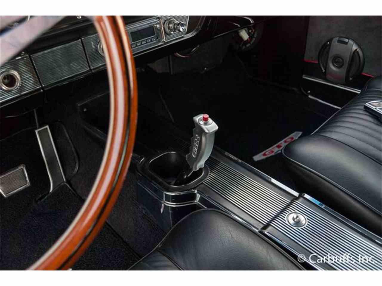 Large Picture of Classic 1965 Pontiac GTO located in Concord California - LUMM
