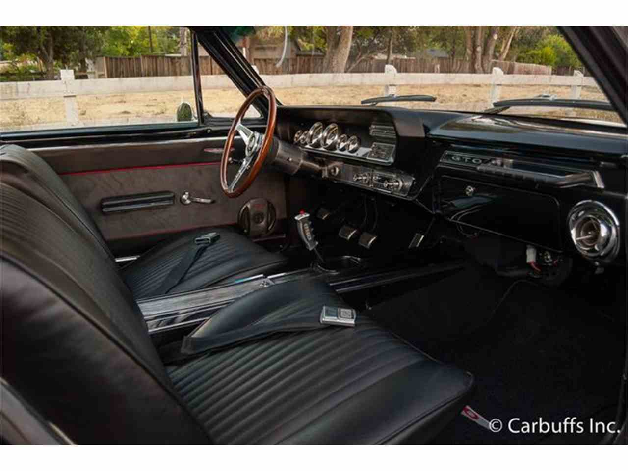 Large Picture of 1965 Pontiac GTO - LUMM