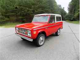 Picture of '70 Bronco - LUMO