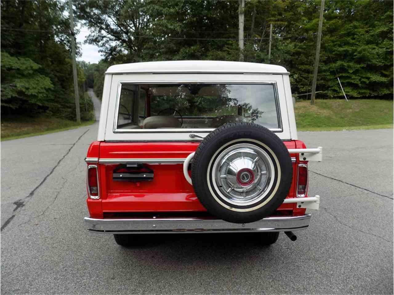 Large Picture of '70 Bronco - LUMO