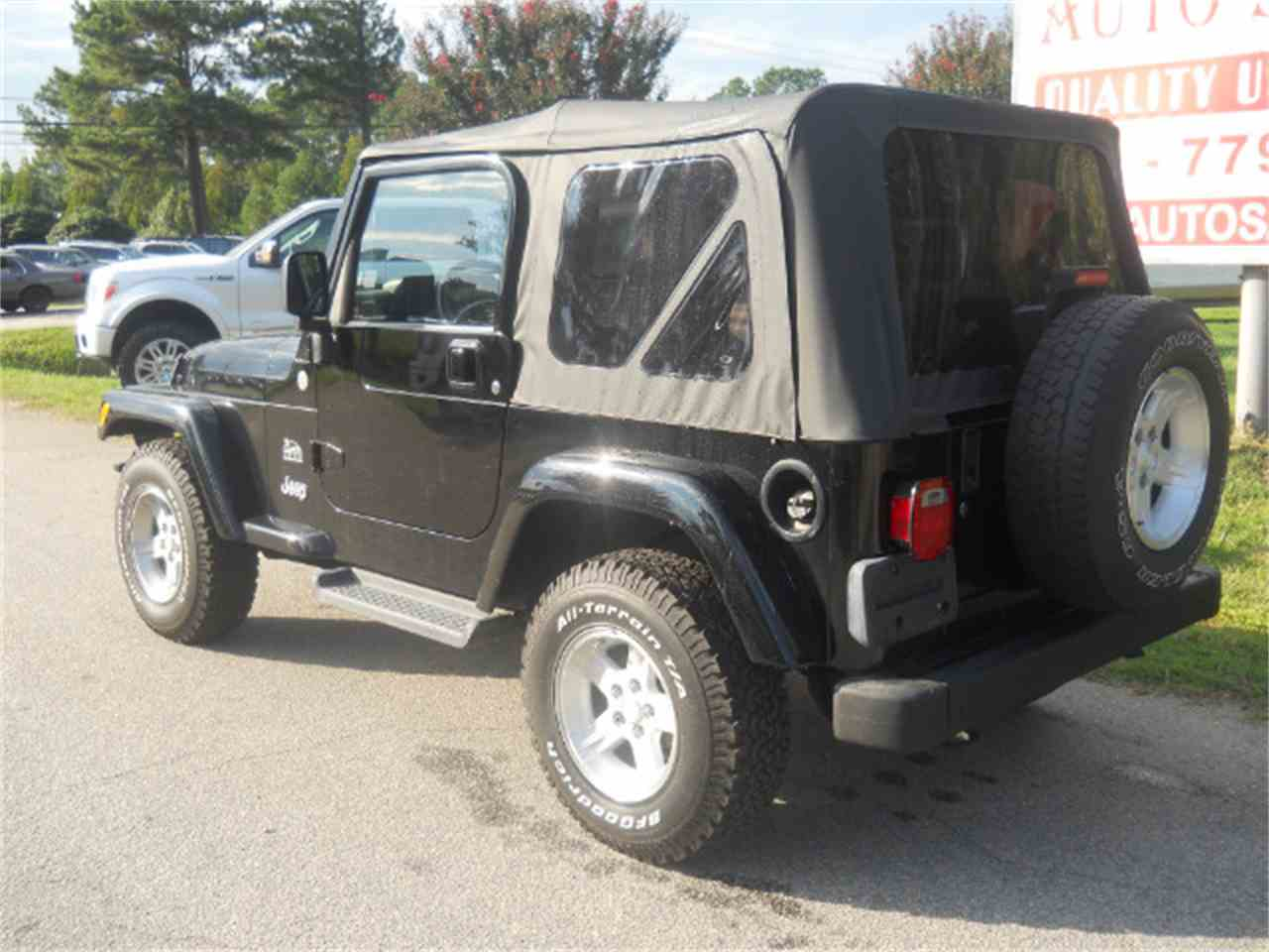 Large Picture of '04 Wrangler - LUMT