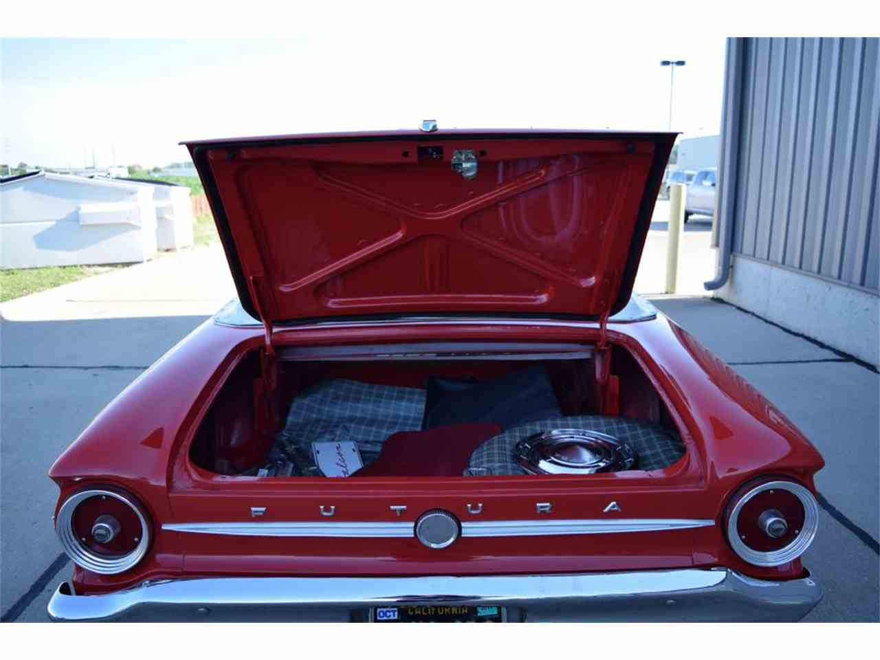 Large Picture of Classic '63 Ford Falcon Futura located in Iowa - $24,900.00 Offered by Jensen Dealerships - LUN9