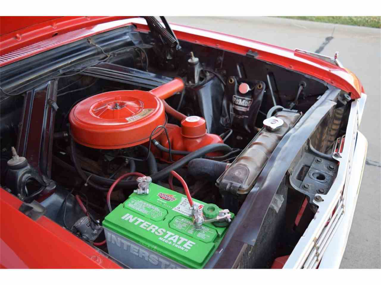Large Picture of Classic 1963 Ford Falcon Futura Offered by Jensen Dealerships - LUN9